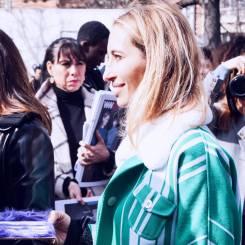 Alexandra Golovanoff [Miu Miu]