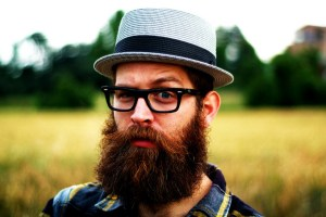 What you're tasting there is the special yeast I grow in my own hipster beard.