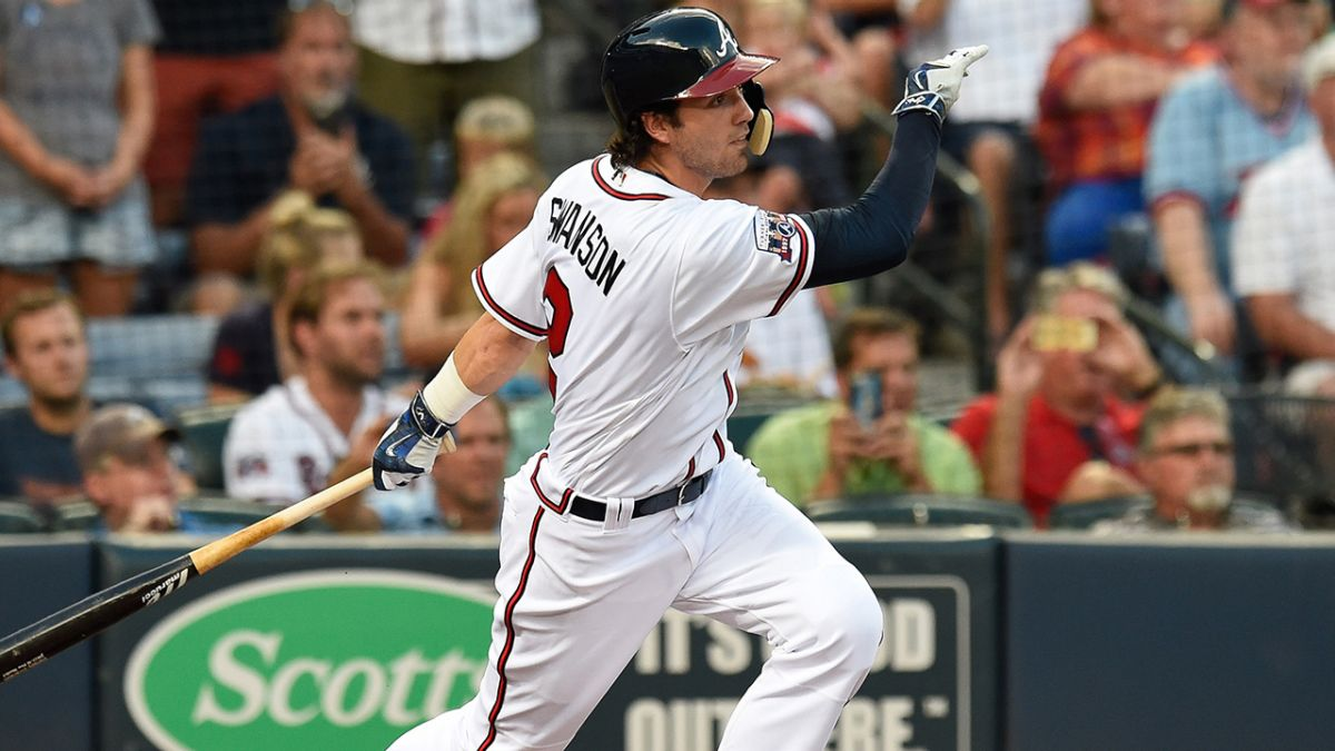 Former No. 1 overall draft pick Dansby Swanson makes his major league debut with the Atlanta Braves