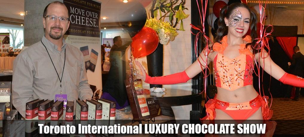 Toronto International LUXURY CHOCOLATE SHOW