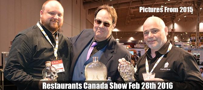 Restaurants Canada Show Toronto 2016