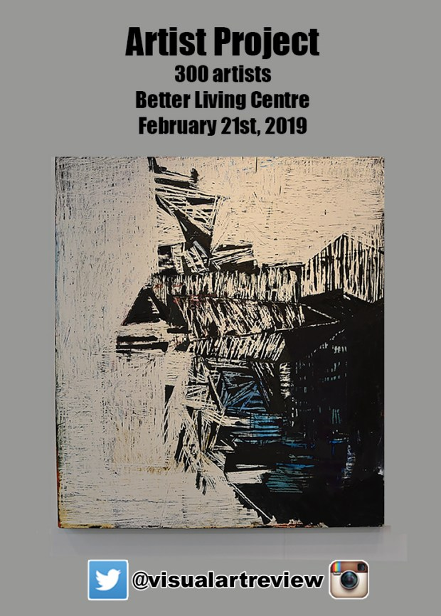 Artist Project Better Living Centre Feb 21st, 2019