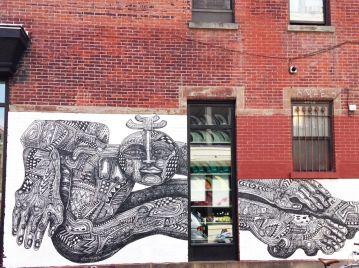 Zio Zigler graffiti, Williamsburg