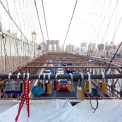 Love Locks, Brooklyn Bridge, NYC