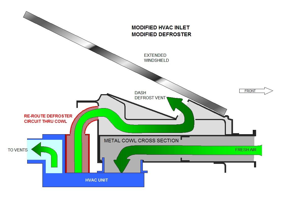 Air Intake Heater Circuit Wiring Diagram