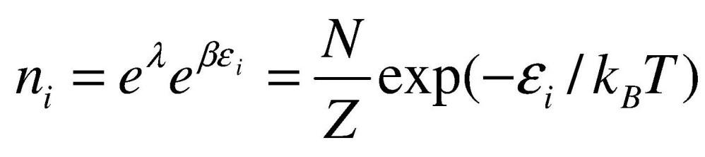 Distribuição de Boltzmann 1 - Dedução (6/6)