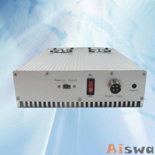 Refrigerado c Controle Remoto de Bloqueador de Celular , GPS e 3G  4