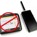 Bloqueador GPS portátil 15 Metros