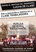 Huelga estudiantil 26 y 27 de Marzo