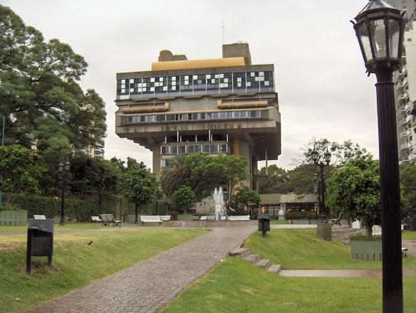 Biblioteca Nacional, Buenos Aires
