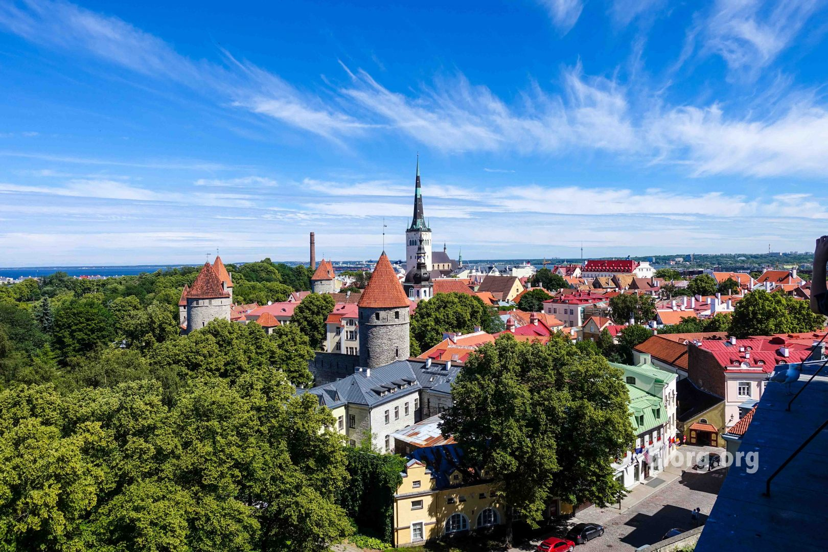 A Medieval Adventure in Tallinn, Estonia – Old Town