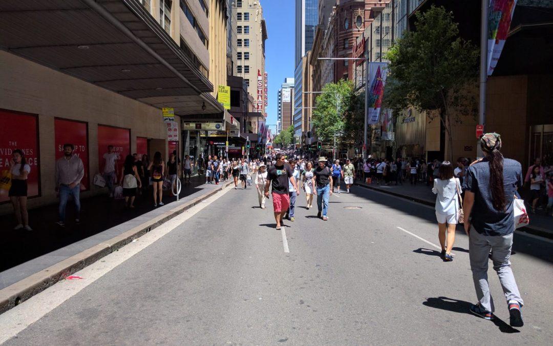 Sydney: Boxing Day 2016