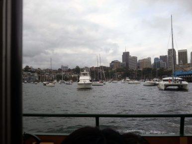 Sydney NYE Police