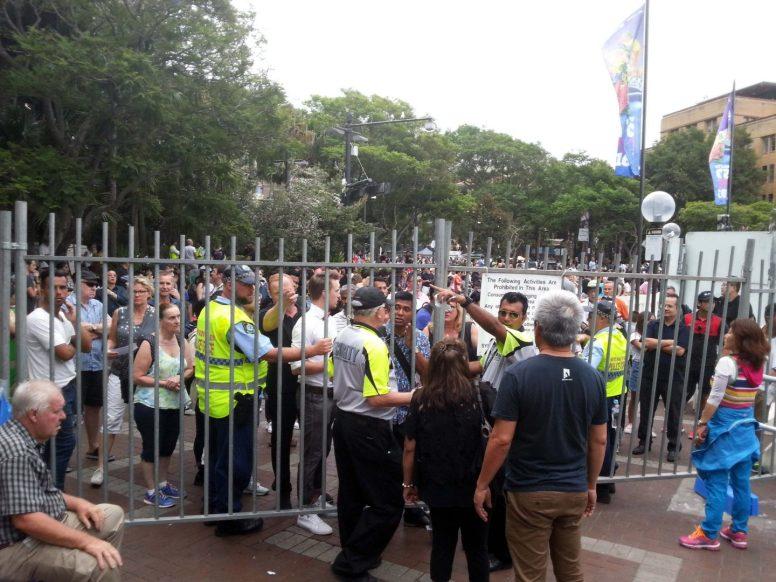 Sydney NYE lockdown