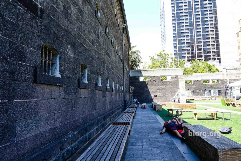 Melbourne Prison
