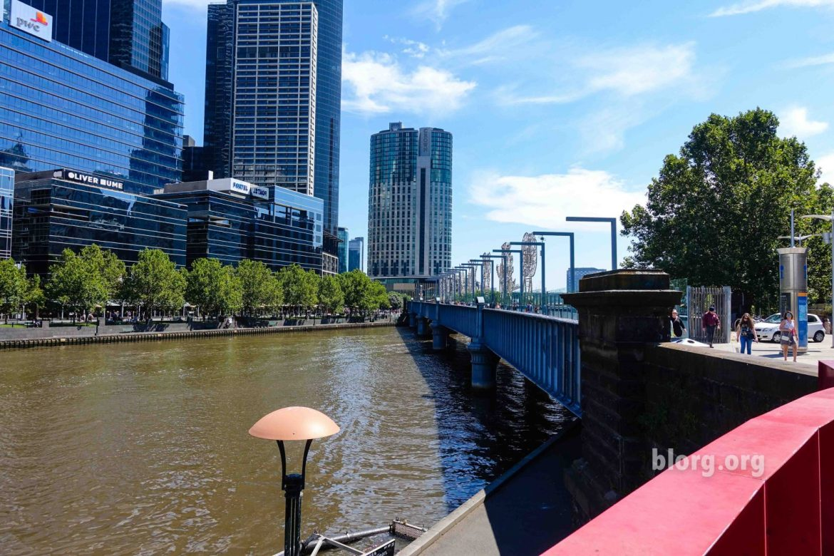Melbourne waterfront