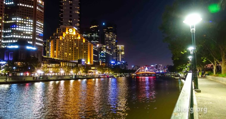 A Trip to Melbourne (more like, meh-bored!)