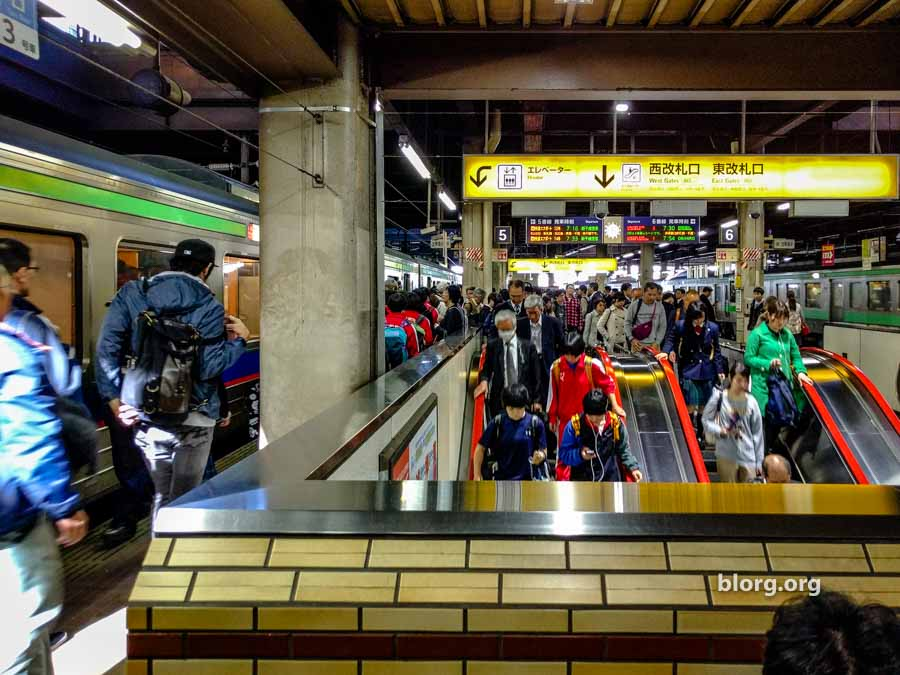 How To Use The Subways, Trains and Buses in Japan