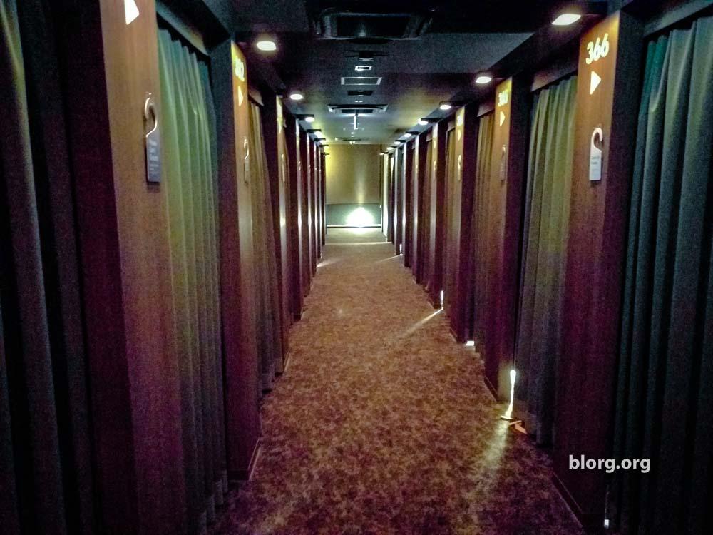 Cabinhouse Yado Fujinomiyaten (Capsule Hotel Review)
