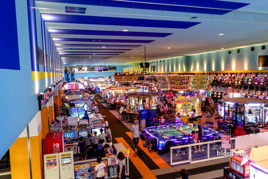 round1 okinawa arcade