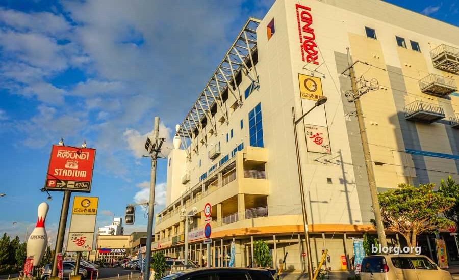 Okinawa Tourist Guide: ROUND1 Stadium Okinawa