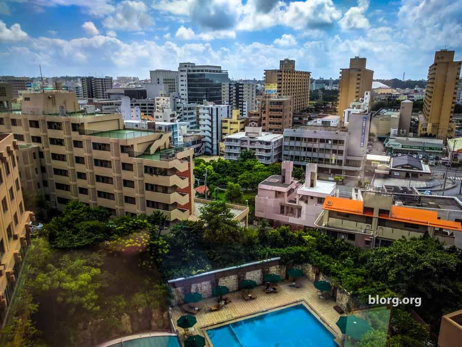 Using Hotel Points: ANA Crowne Plaza Okinawa