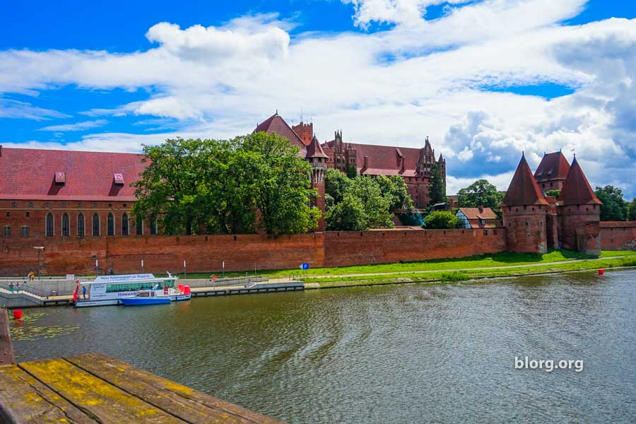 malbork fortress