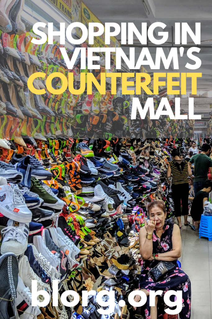 "Shopping in Vietnam for ""brand name"" clothing will cost you between $1-4 USD. If you're looking for things to do in Vietnam, Han Market should be on your list."