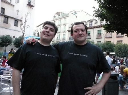Dixel y Pixel - Campus Party Brasil 2008