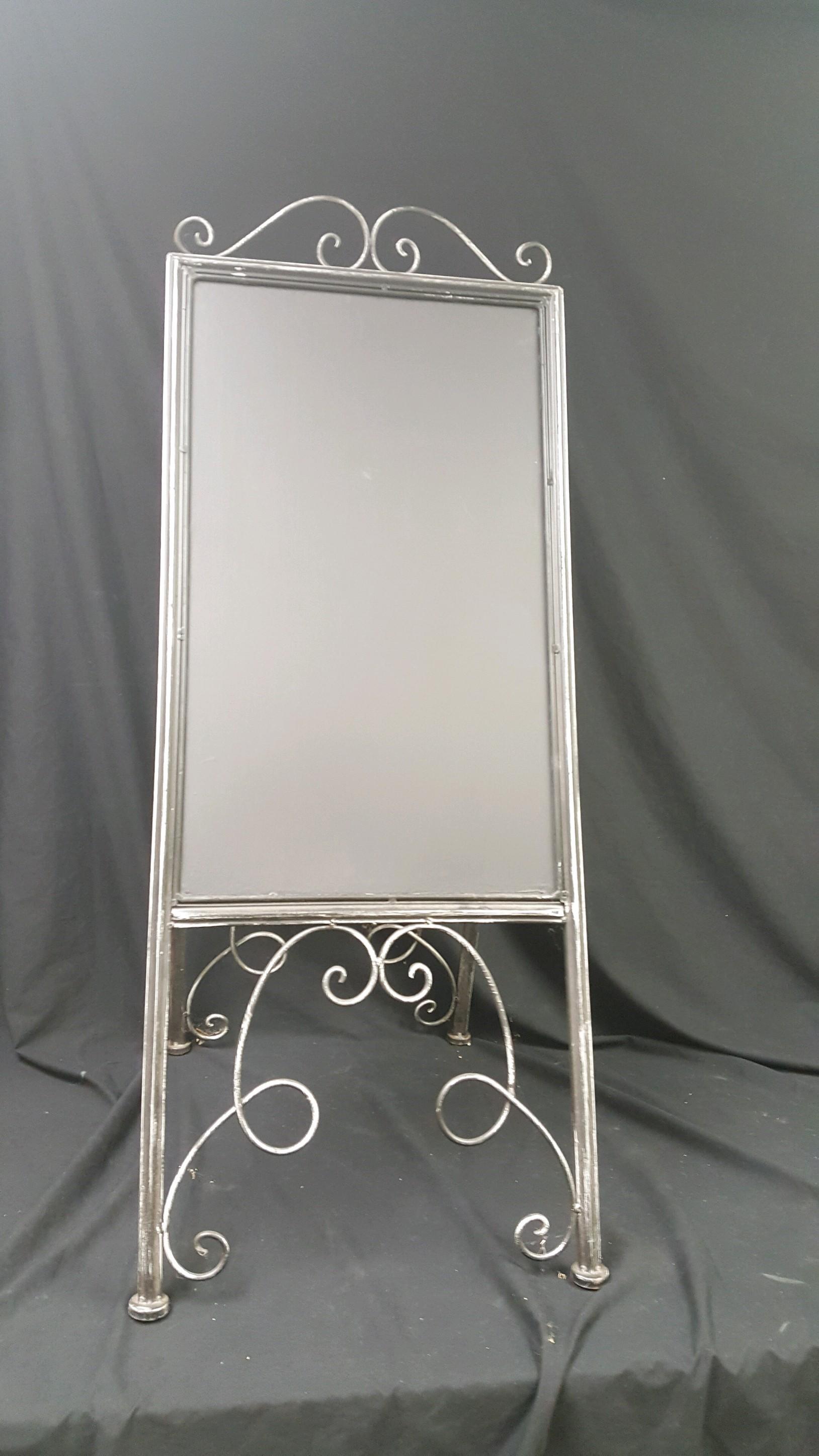 decorative metal a frame