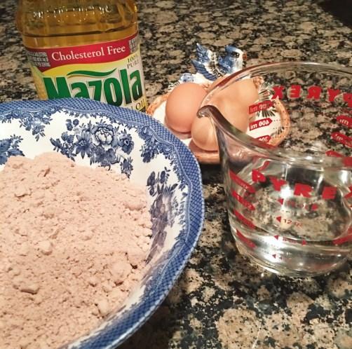 half-ingredients