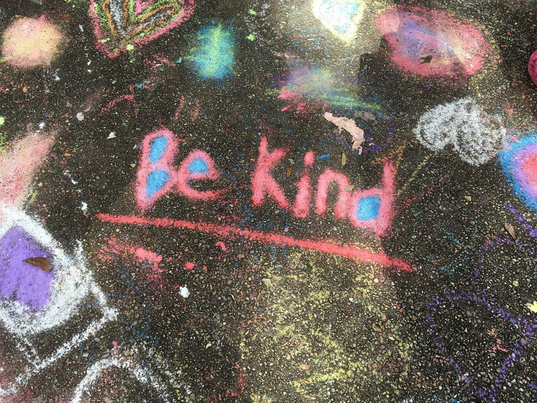 Be Kind: My Story
