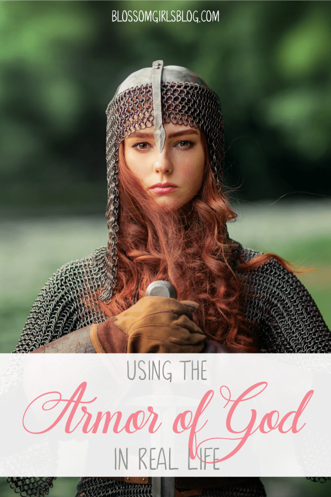 Using the Armor of God in Real Life - This helped me understand the Armor of God much better!