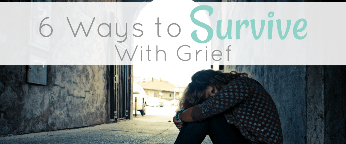 6 Ways to Survive With Grief slider