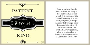 patient kind card