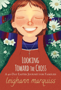 Looking Toward the Cross Book Review. Looking for a fun and creative way to teach your kids about Easter?