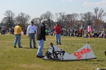 The Clash kite