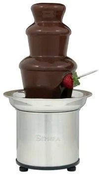 chocolate fountain gift girlfriends mom dad