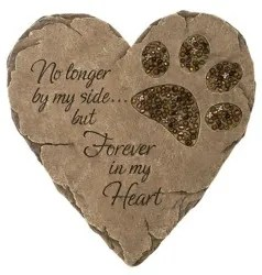 sympathy gift ideas pet loss dog died