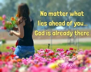 How to Walk in Faith With God Step 5