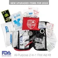 First Aid Travel Gift Kit for Christian Missionaries