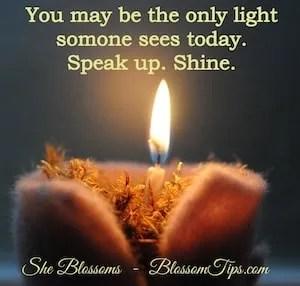 Enduring Spiritual Darkness She Blossoms Exodus 27