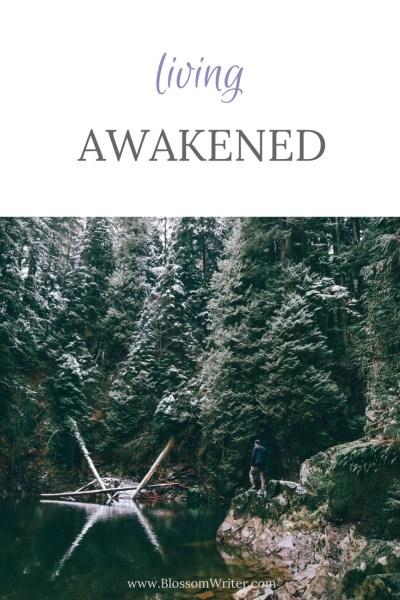 Pinterest Living Awakened