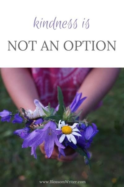 Pinterest Kindness Is Not An Option