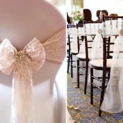 Chair Sash Alternatives Burlap Dining Room Covers It S All In The Details Six Alternative Decor Ideas Bloved Blog 1