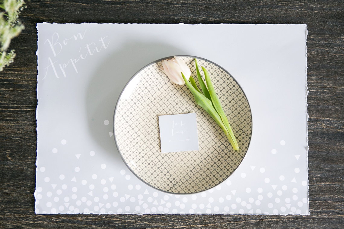 Free placemat printable download for autumn entertaining