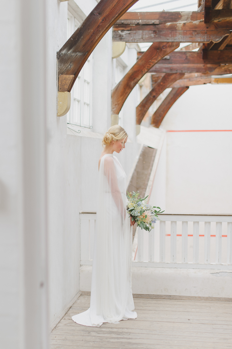 White Simplicity Bridal Style Inspirations For This