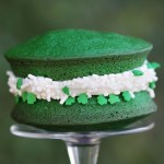 Green With Envy- Macaroons and Whoopie Pies!