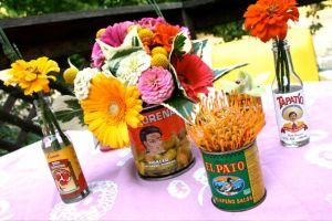 Fiesta Centerpieces!!!