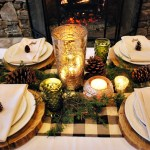 Rustic Mountain Tablescape